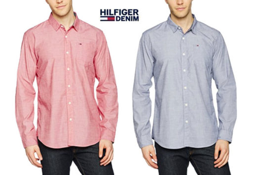 Camisa Tommy Hilfiger Denim 01705 barata blog de ofertas bdo .jpg
