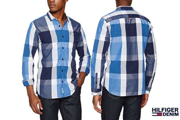 Camisa Tommy Hilfiger Denim barata blog de ofertas bdo .jpg