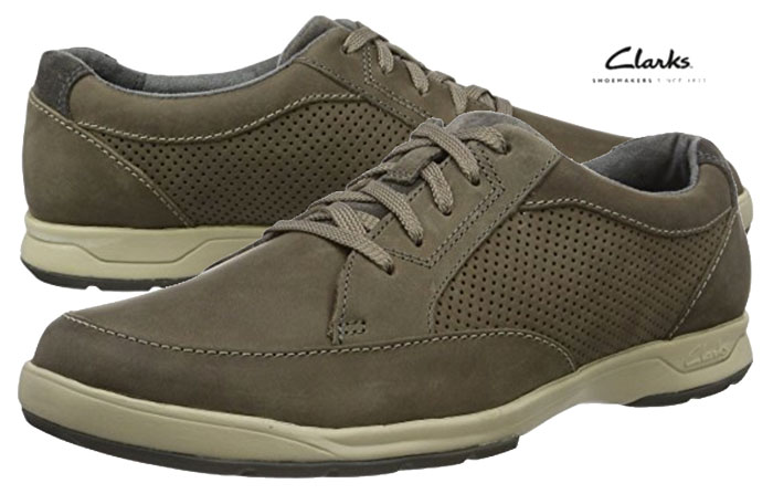 35 Stafford Baratos Park5 Clarks 9 Chollo Zapatos gv7pXX