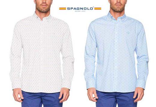 camisa spagnolo jacquard barata chollos amazon blog de ofertas bdo