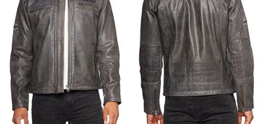 chaqueta de piel pepe jeans lennon 17 barata chollos amazon blog de ofertas bdo