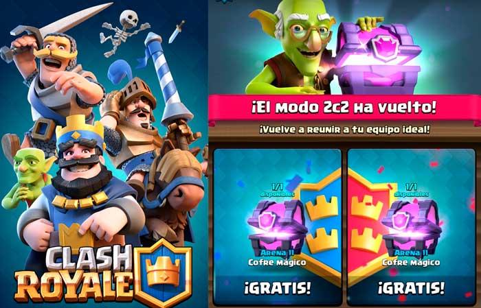 clash royales cofres magicos gratis chollos rebajas blog de ofertas bdo