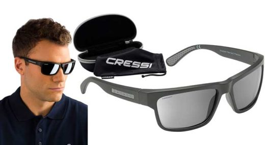 Gafas polarizadas Cressi Ipanema baratas 18€ -