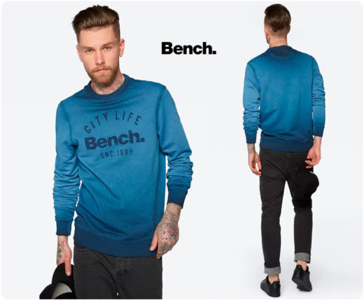 jersey bench cpd crew neck barato chollos amazon blog de ofertas bdo