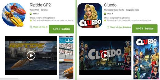juego gratis android riptide gp2 cluedo rebajas chollos blog de ofertas bdo