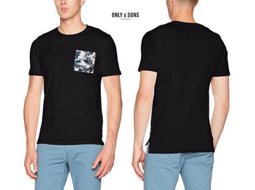 camiseta only & sons barata chollos amazon blog de ofertas bdo