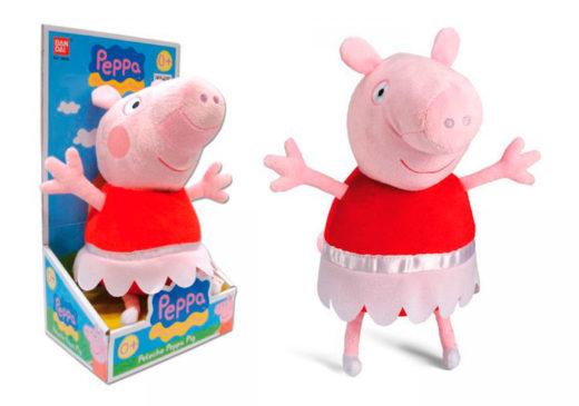 peluche peppa pig barato bandai chollos amazon blog de ofertas bdo