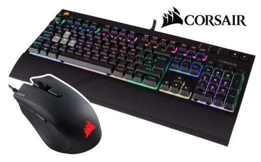 teclado mecanico raton gaming corsair harpoon barato chollos amazon blog de ofertas bdo