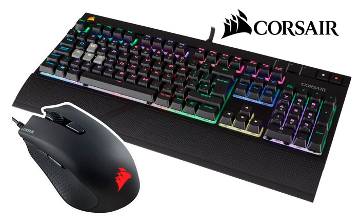 teclado mecanico raton gaming corsair harpoon barato chollos amazon blog de ofertas bdo