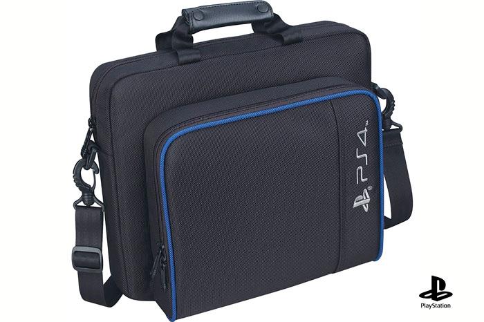 Bolsa De Transporte Oficial Sony PS4 barata oferta blog de ofertas bdo .jpg