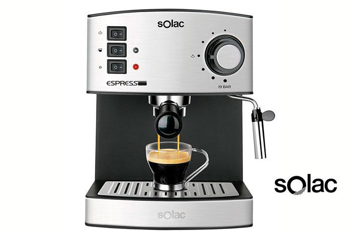 cafetera expresso solac CE4480 barata oferta blog de ofertas bdo