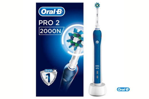 cepillo oral-b pro 2 2000 CrossAction barato oferta blog de ofertas bdo