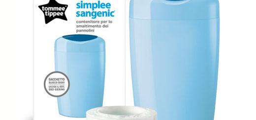 Contenedor de pañales Tommee Tippee Simplee Sangenic barato oferta blog de ofertas bdo