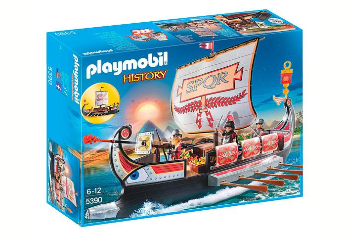 galera romana playmobil barata oferta blog de ofertas bdo