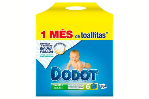 Pack 364 toallitas Dodot barats ofertas blog de ofertas bdo .jpg