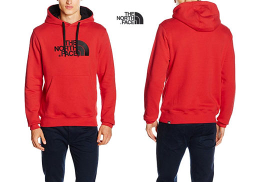 Sudadera The North Face Drew Peak barata oferta blog de ofertas bdo