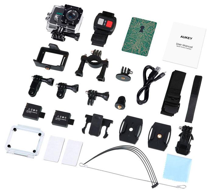 accesorios camara deportiva aukey 4k barata chollos amazon blog de ofertas bdo