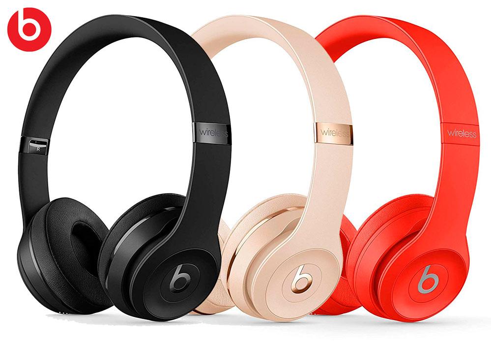 auriculares beats solo 3 wireless baratos