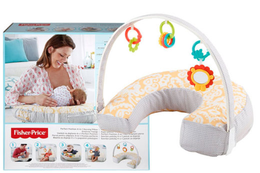 cojin de lactancia fisher price barato chollos amazon blog de ofertas bdo