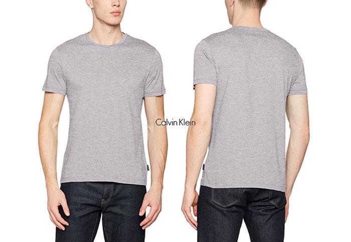 comprar camiseta calvin klein basica negra chollos amazon blog de ofertas bdo