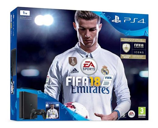 pack consola ps4 fifa 18 barata chollos amazon blog de ofertas bdo