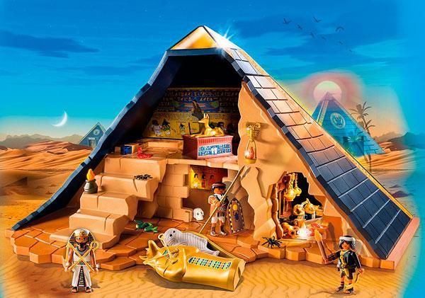 comprar piramide del faraon playmobil barata chollos amazon blog de ofertas bdo
