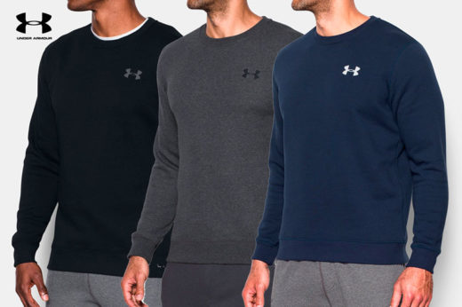 comprar sudadera under armour rival solid barata chollos amazon blog de ofertas bdo