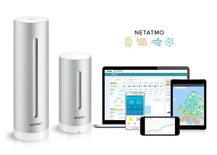 estacion meteorologia netatmo barata chollos amazon blog de ofertas bdo