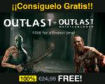 Juego Outlast Deluxe Edition GRATIS por tiempo limitado ¡¡No te lo pierdas!!