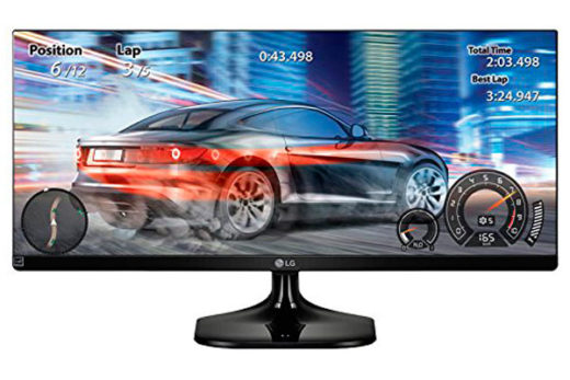 monitor lg um58-p barato chollos amazon blog de ofertas bdo