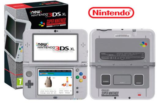 reservar consola nintendo 3ds xl super nes edition barata chollos eci blog de ofertas bdo