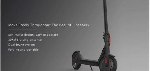 scooter xiaomi barato oferta gearbest banggood blog de ofertas bdo