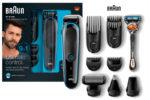 ¡Chollo! Set de afeitado Braun MGK 3080 barato 39,50€ al -47% Descuento
