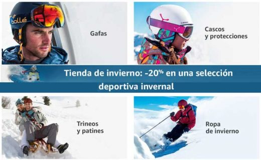 comprar 20% descuento tienda de invierno amazon blog de ofertas bdo