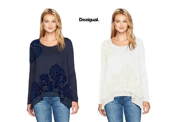 camiseta desigual sami barata oferta blog de ofertas bdo