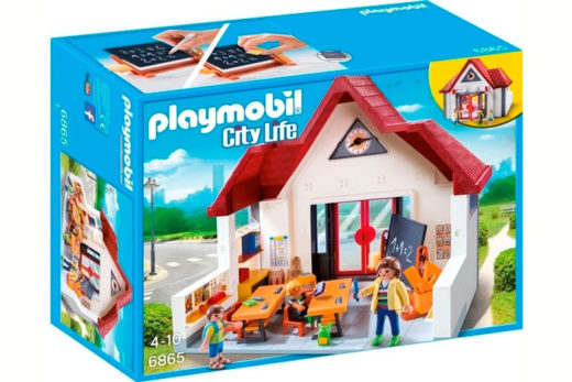 colegio de playmobil barato oferta blog de ofertas bdo