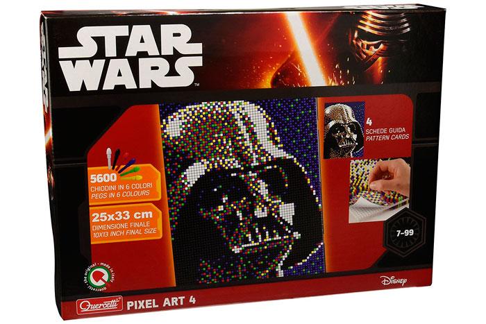 Pixel Art Quercetti Darth Vader Star Wars barato oferta blog de ofertas bdo .jpg