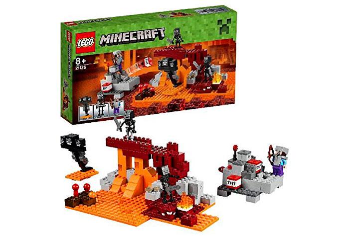Set El Wither LEGO Minecraft barato oferta blog de ofertas bdo .jpg