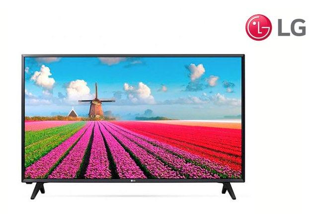 ¡Chollo! Televisor LG 43LJ500V barato oferta blog de ofertas bdo