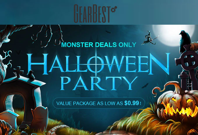 halloween party en gearbest chollos amazon blog de ofertas bdo