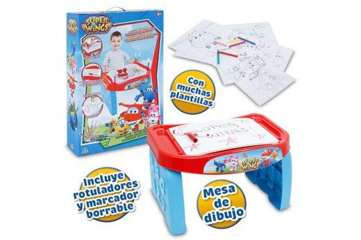 mesa de dibujar Superwings barata oferta blog de ofertas bdo .jpg