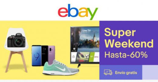 super weekend ebay oferta blog de ofertas bdo