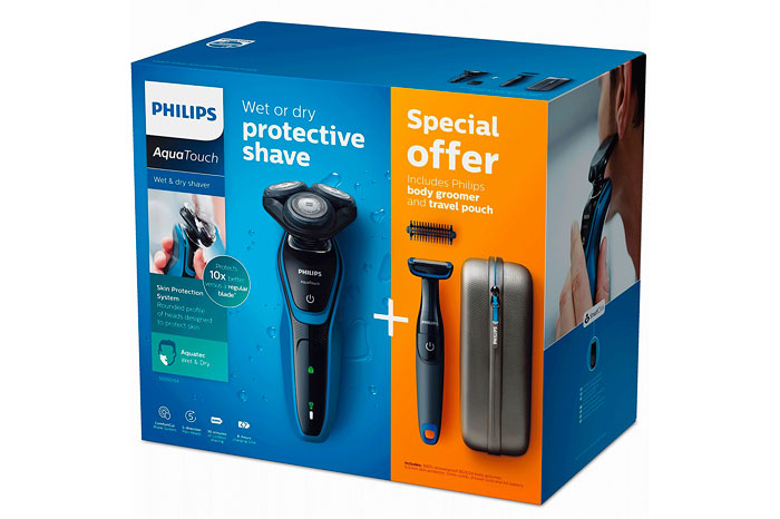 Afeitadora Philips AquaTouch barata oferta blog de ofertas bdo .jpg