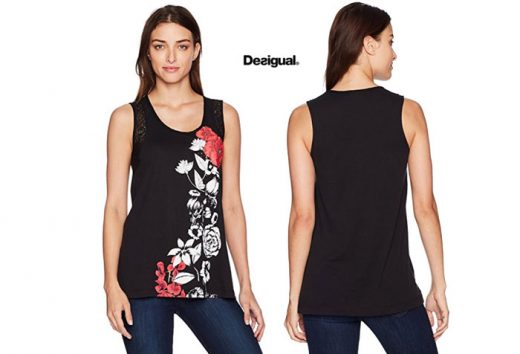Camiseta Desigual Annie barata oferta blog de ofertas bdo .jpg