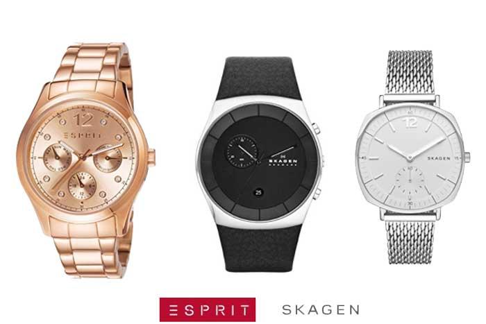 Hasta 50% descuento en Relojes Esprit & Skagen .jpg