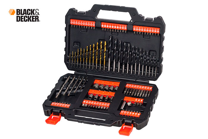 Pack 109 piezas Black & Decker A7200 barato oferta blog de ofertas bdo .jpg
