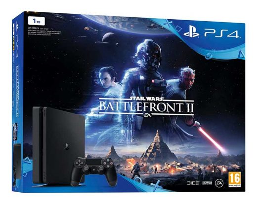 consola ps4 battlefront 2 barata chollos amazon blog de ofertas bdo