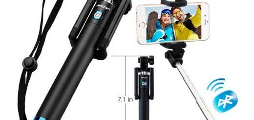 palo selfie bluetooth mpow barato chollos amazon blog de ofertas bdo