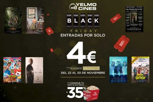 promocion black friday yelmo cines chollos blog de ofertas bdo