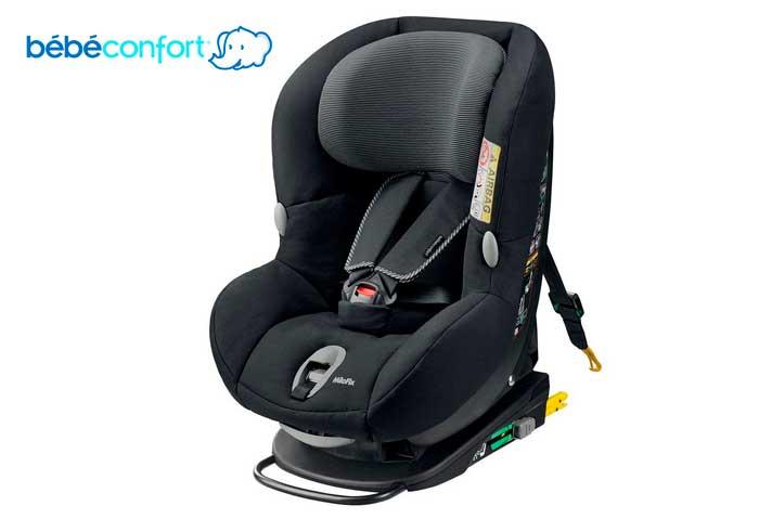 Chollo silla de coche grupo 0 1 b b confort milofix for Silla coche bebe grupo 0